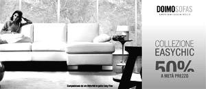 Promozioni Doimo Sofas - 50% Sconto