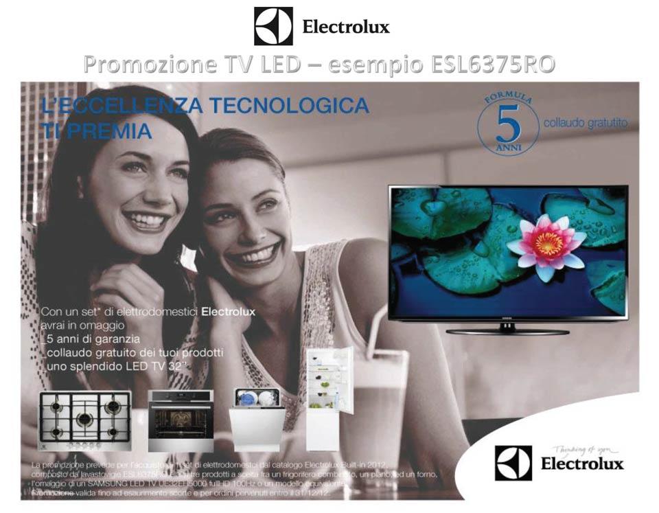 Promo - Electrolux